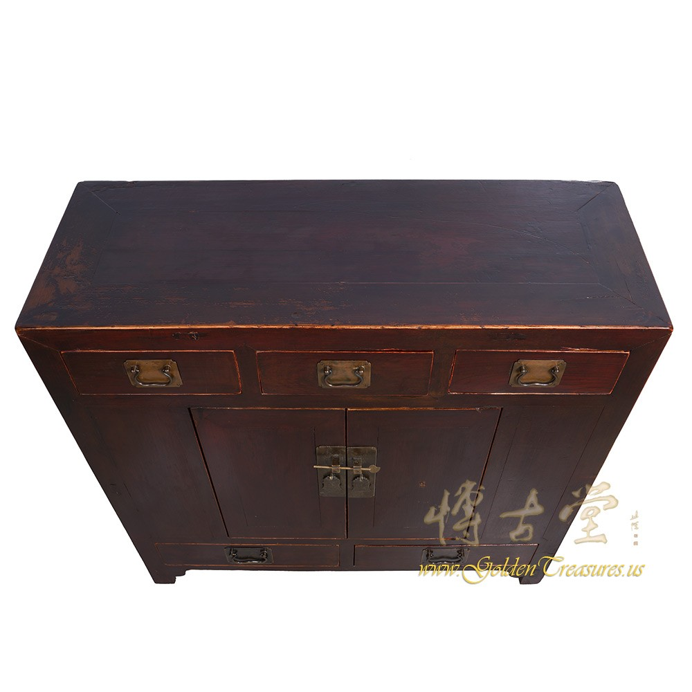 Chinese Antique Chest Cabinet Side Table 16xb04 Chinese