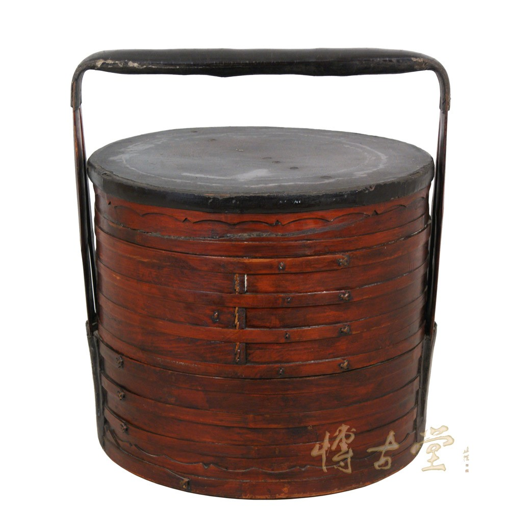 Chinese Antique Food Box XB21