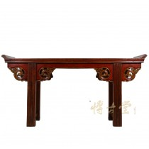 Chinese Antique Open Carved Altar Table/Sofa Table 13LP47