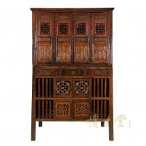Chinese Antique Kitchen Cabinet/Entertainment Center 13LP62
