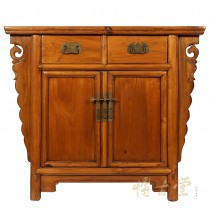 Chinese Antique carved Cabinet/Sideboard 15LP22