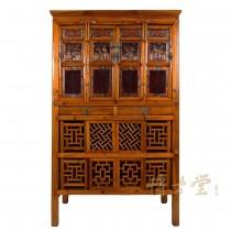 Chinese Antique Kitchen/Entertainment Cabinet 15LP31