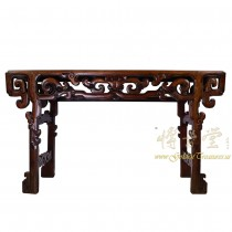 Chinese Antique Carved Altar Table/Entry Console 18LP05
