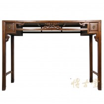 Chinese Antique Open Carved Altar/Sofa Table 23P52