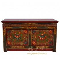 Tibetan Antique Altar Prayer Table/Coffee Table 25Z15