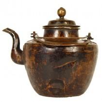 Chinese Antique Mongolia Milk Tea Pot