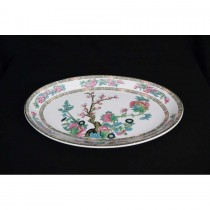 John Maddock and Sons Indian Tree Oval Platter
