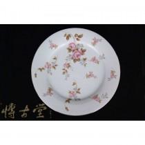 Vintage Noritake Rosilla Dinner Plate 10 3/8