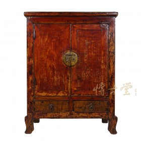 Chinese Antique Carved Shan Xi Cabinet/Chest 15LP28