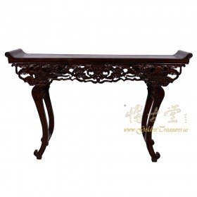Chinese Antique Open Carved Altar/Sofa Table 17LP25